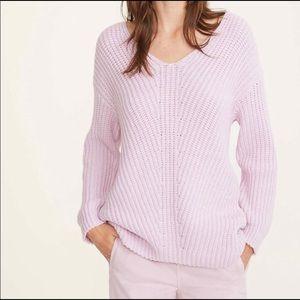 NWT Lou & Grey V-Neck Sweater